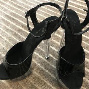 Sexy Ellie Juliet High Heel Platform Shoe
